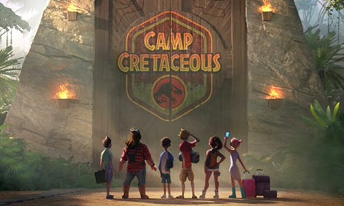 Jurassic World Camp Cretaceous I Netflix